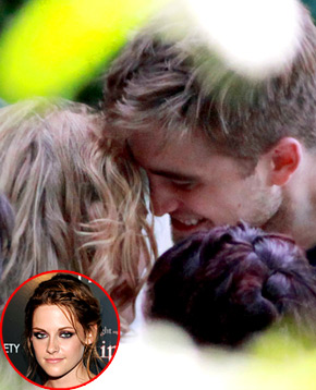 kristen stewart dating pattinson